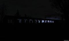 """""""Тесла"""" в ночи"""