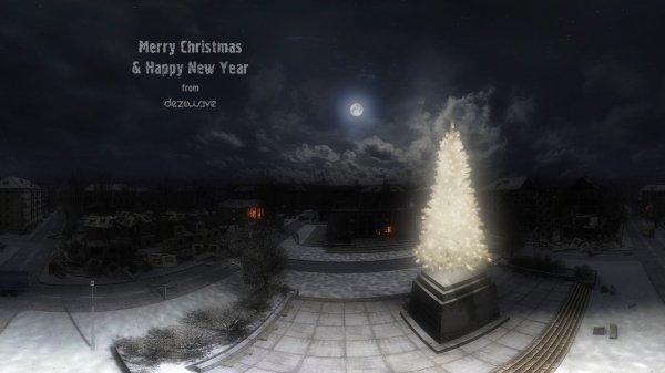 Lost Alpha: четвертое место и рождественский подарок